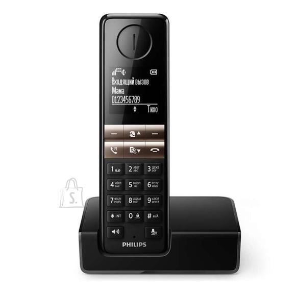 Philips juhtmeta lauatelefon