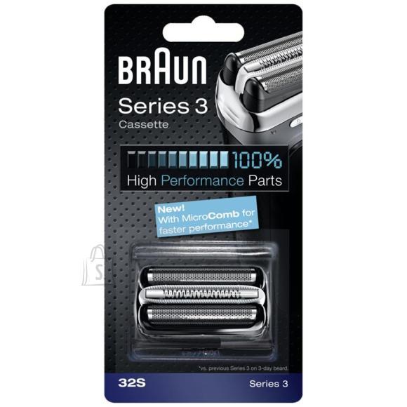 Braun varuvõrk Series 3 pardlile
