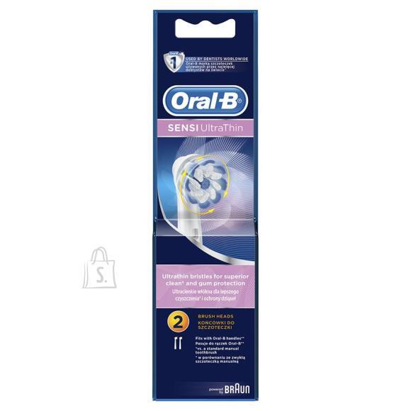 Braun varuharjad Oral-B Sensi Ultra Thin