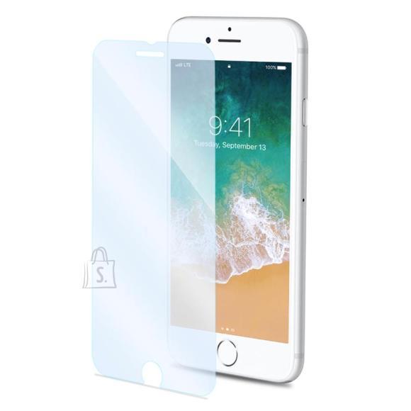 Celly iPhone 8 ekraanikaitseklaas