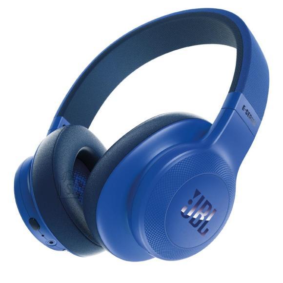 JBL juhtmevabad kõrvaklapid E55BT