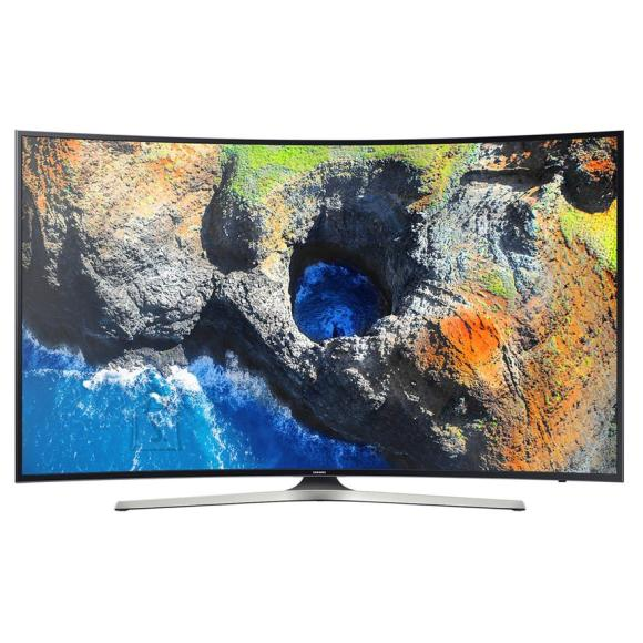 Samsung 49'' nõgus Ultra HD LED LCD-teler