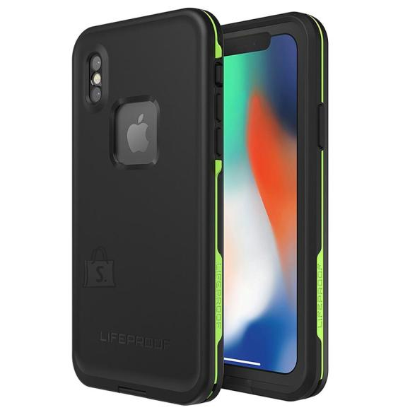 Lifeproof iPhone X kaitseümbris Fre
