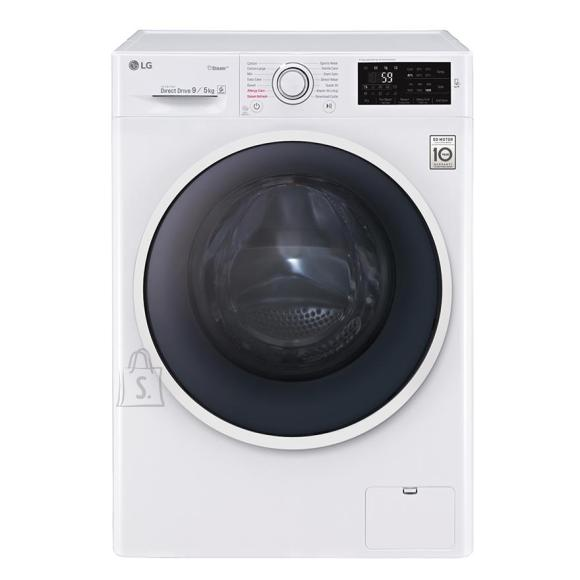 LG pesumasin kuivatiga 1400 p/min