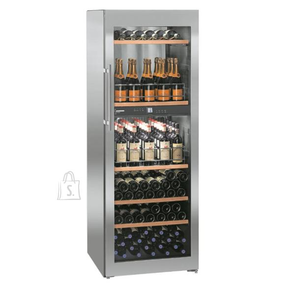 Liebherr veinikülmik Vinidor 155-le pudelile