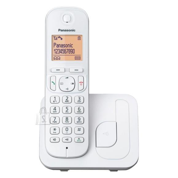 Panasonic juhtmeta lauatelefon