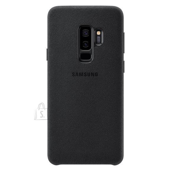 Samsung Galaxy S9+ Alcantra ümbris