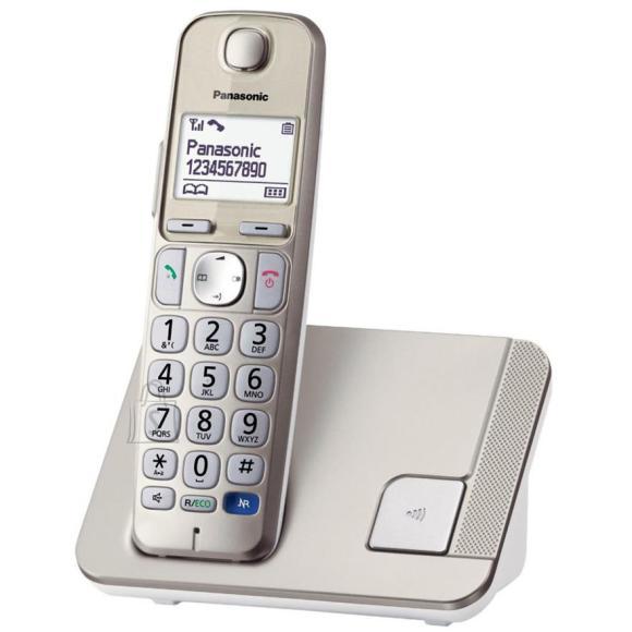 Panasonic digitaalne juhtmeta lauatelefon