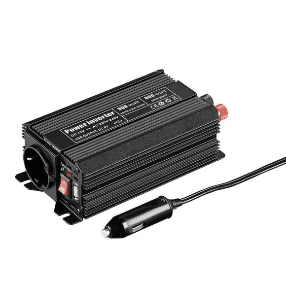 Goobay inverter 12V/230V 300W