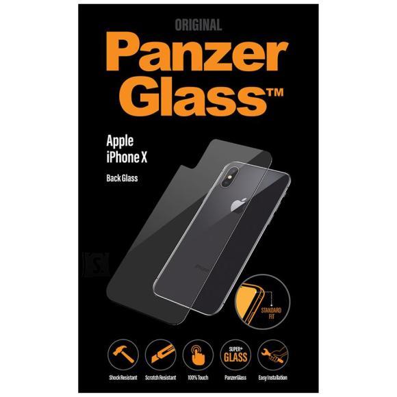 PanzerGlass iPhone X tagakülje kaitseklaas