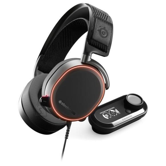 SteelSeries Mänguri kõrvaklapid Arctis Pro + GameDAC