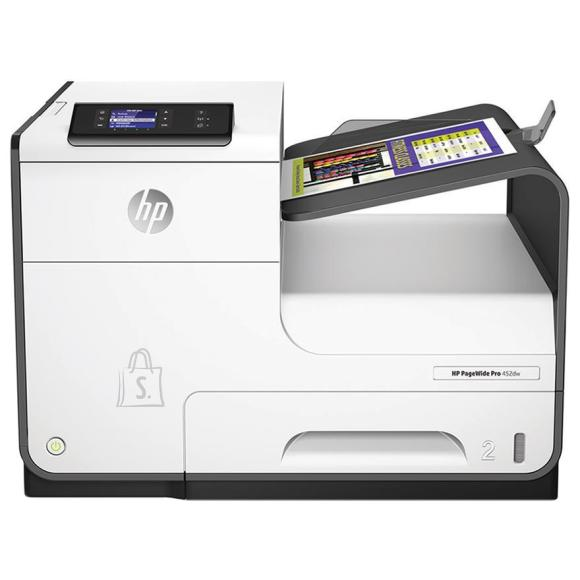 HP värvi-tindiprinter PageWide Pro 452dw