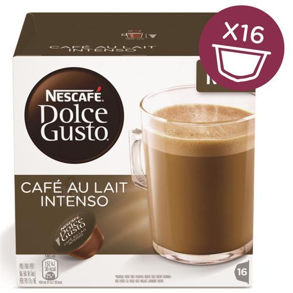 Nestle kohvikapslid Dolce Gusto Café Au Lait Intenso