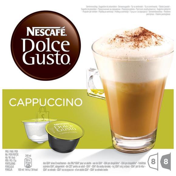 Nestle Dolce Gusto Cappuccino kohvikapslid