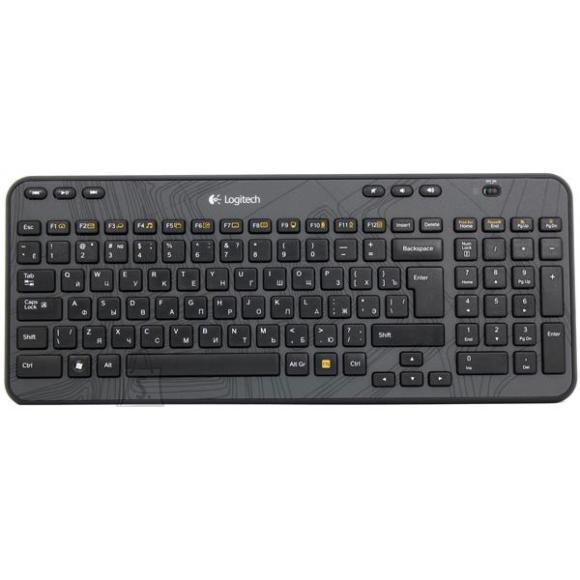 Logitech juhtmeta klaviatuur K360 RUS