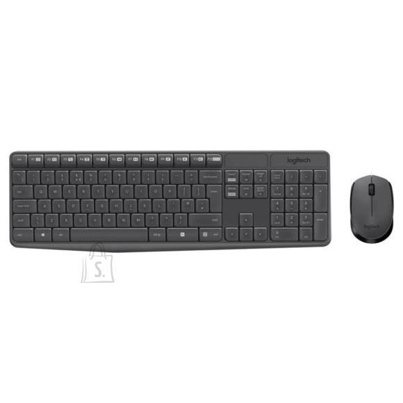 Logitech juhtmevaba desktop MK235 SWE