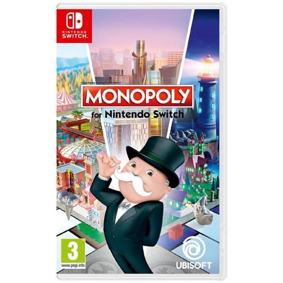 Ubisoft Switch mäng Monopoly