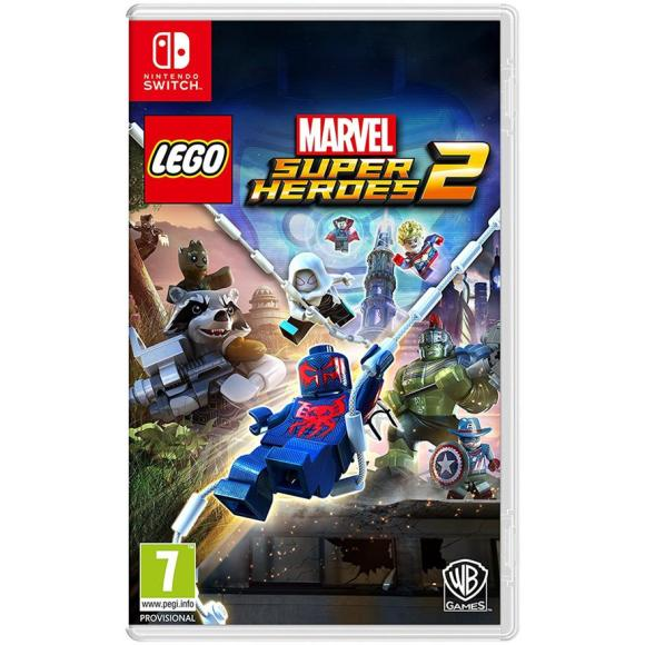Ubisoft Switch mäng Lego Marvel Super Heroes 2