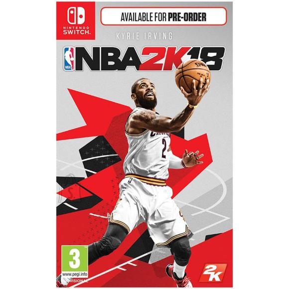 2K Games Switch mäng NBA 2K18