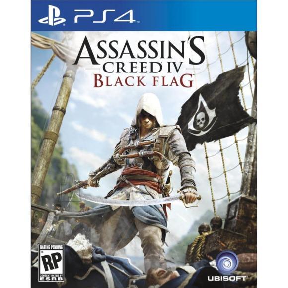 Ubisoft PlayStation 4 mäng Assassin´s Creed IV: Black Flag