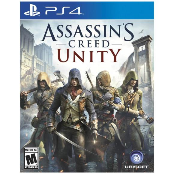 Ubisoft PS4 mäng Assassin's Creed: Unity