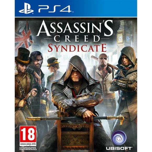 Ubisoft PS4 mäng Assassin's Creed Syndicate