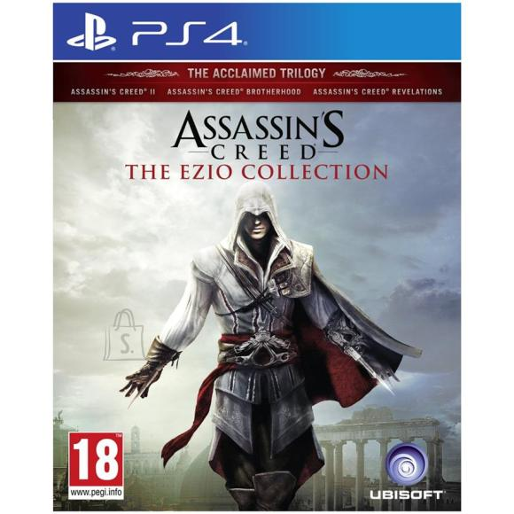 Ubisoft PS4 mäng Assassin's Creed: The Ezio Collection
