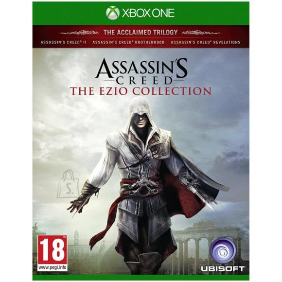 Ubisoft Xbox One mäng Assassin's Creed: The Ezio Collection