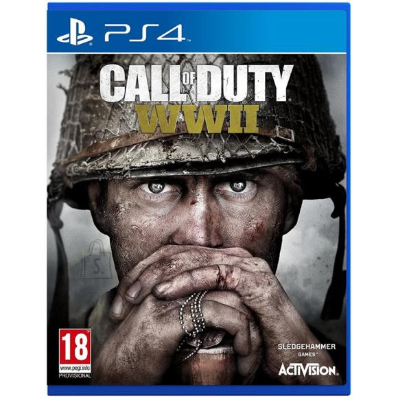 Activision Blizzard PS4 mäng Call of Duty: WWII