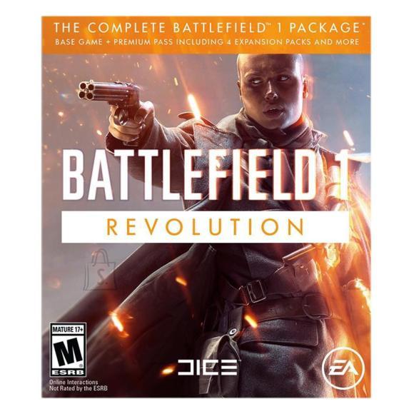 EA Games PS4 mäng Battlefield 1 Revolution