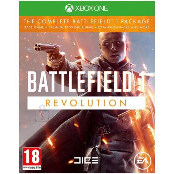 EA Games Xbox One mäng Battlefield 1 Revolution