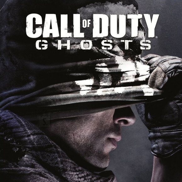 Activision PS3 mäng Call of Duty: Ghosts Prestige edition