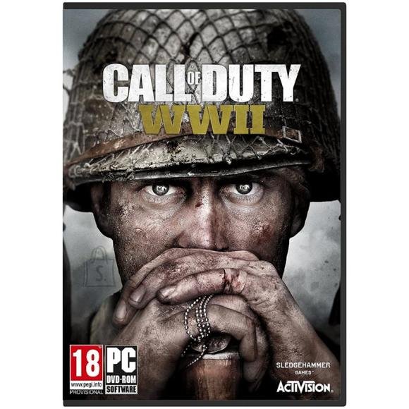 Activision Blizzard arvutimäng Call of Duty: WWII
