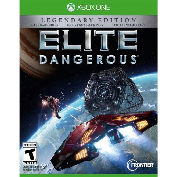 Frontier Developments Xbox One mäng Elite Dangerous Legendary Edition