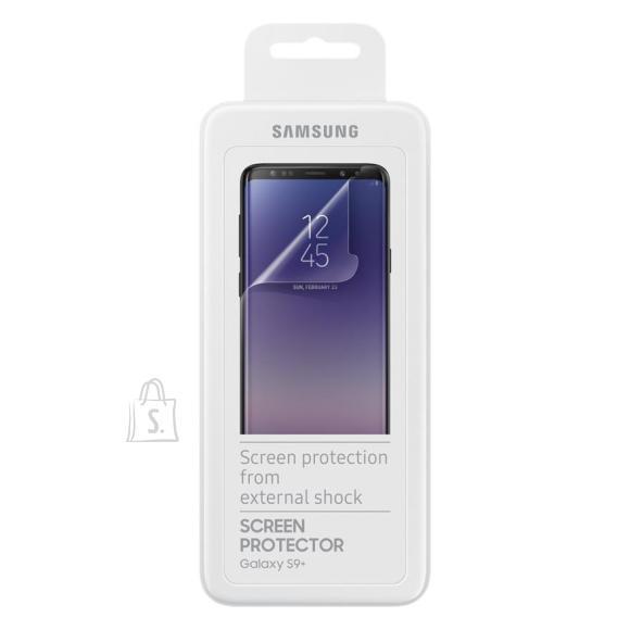 Samsung Galaxy S9+ ekraanikaitsekile