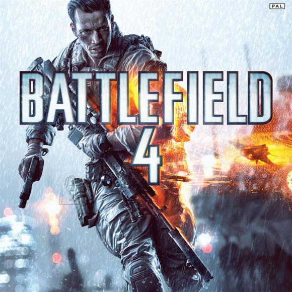 EA Games PlayStation 3 mäng Battlefield 4