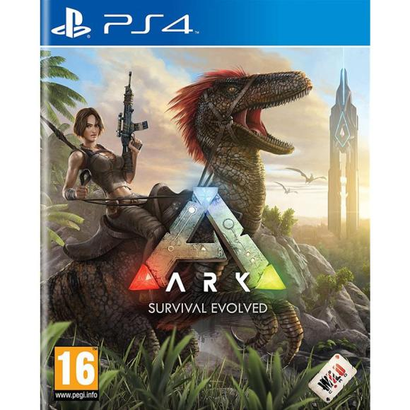 Studio Wildcard PS4 mäng ARK: Survival Evolved
