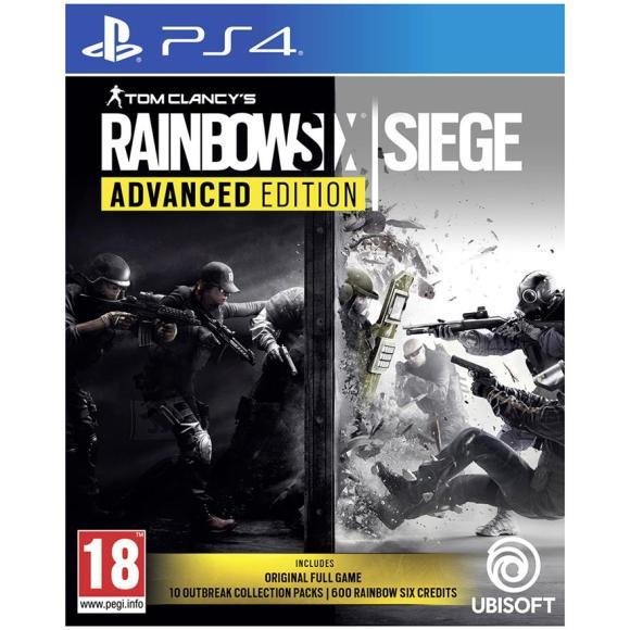 Ubisoft PS4 mäng Rainbow Six: Siege Advanced Edition