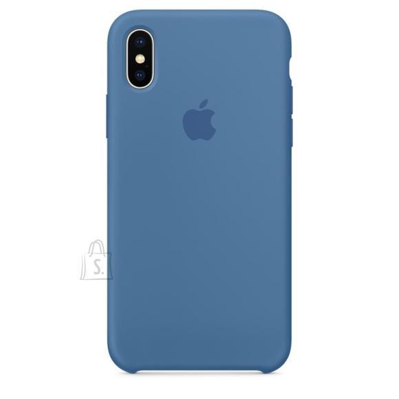 Apple iPhone X silikoonümbris