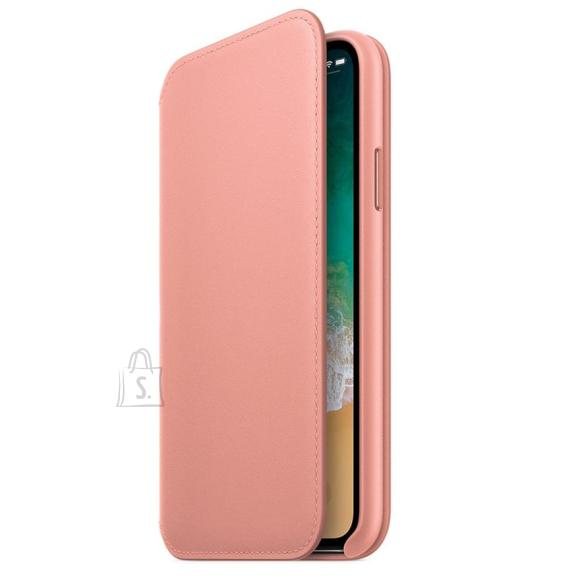 Apple iPhone X nahast kaaned