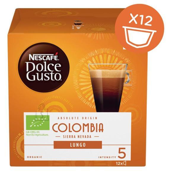 Nestle Dolce Gusto Lungo Colombia kohvikapslid