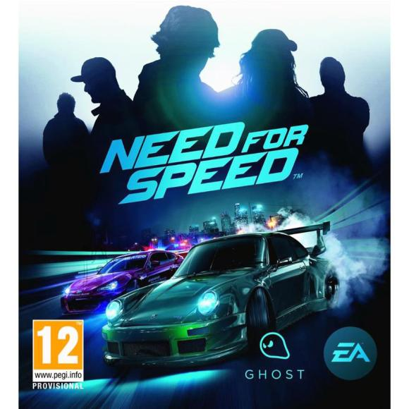 EA Games Xbox One mäng Need For Speed