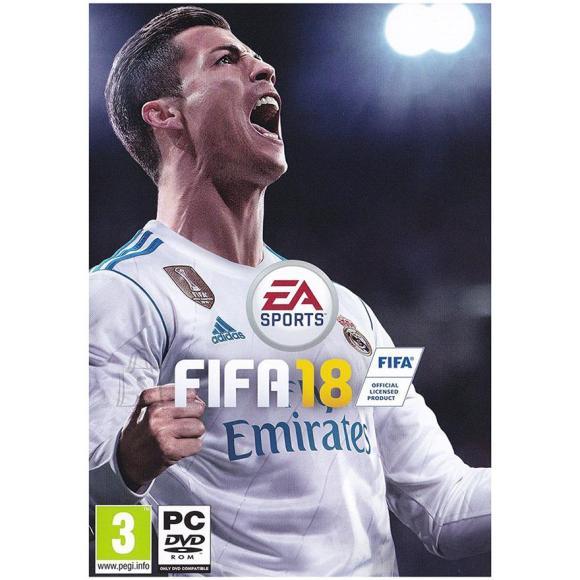 EA Sports arvutimäng FIFA 18