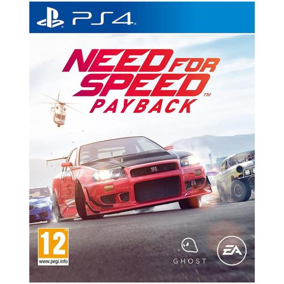 EA Games PS4 mäng Need for Speed Payback