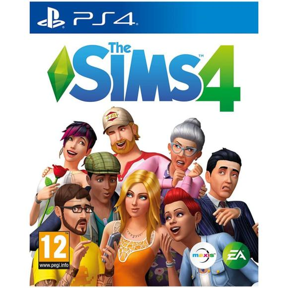 EA Games PS4 mäng The Sims 4