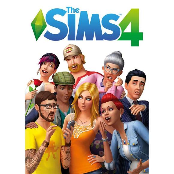 EA Games arvutimäng The Sims 4
