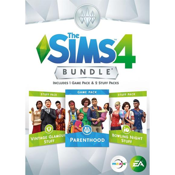 EA Games arvutimäng The Sims 4 Bundle Pack 9