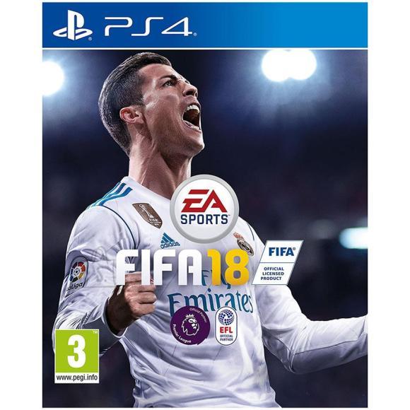 EA Sports PS4 mäng FIFA 18