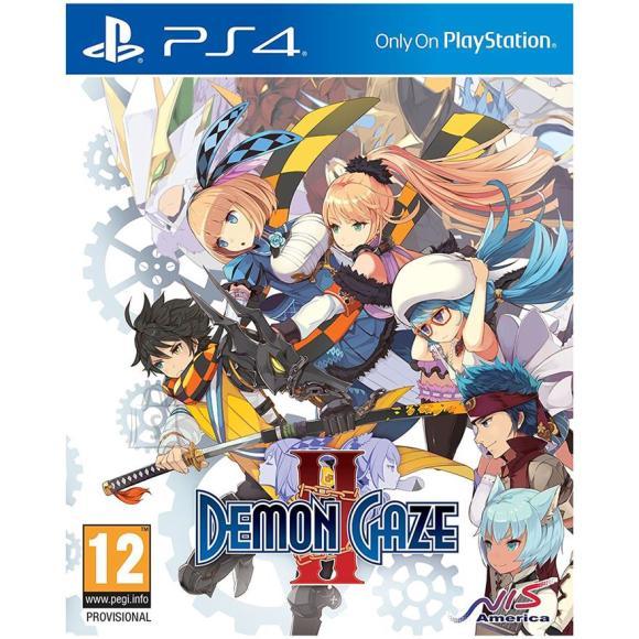 NIS America PS4 mäng Demon Gaze 2