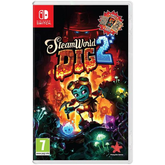 Image & Form International AB Switch mäng Steamworld Dig 2